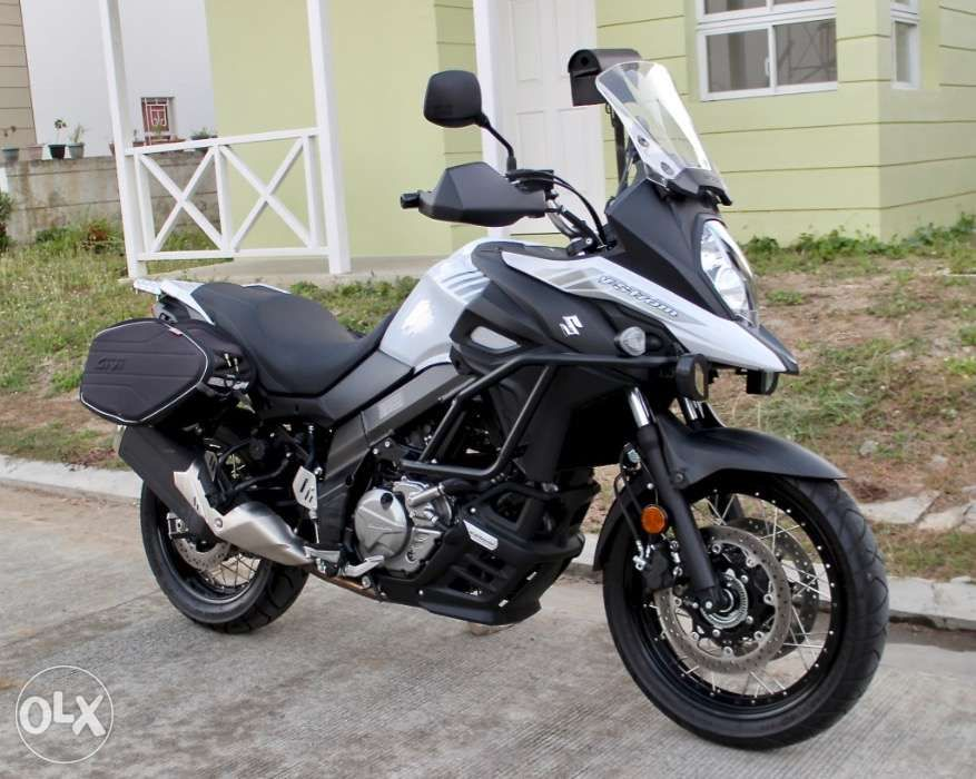 2018 suzuki v strom 650 xt in las pi as metro manila ncr. Black Bedroom Furniture Sets. Home Design Ideas