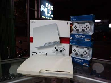 PS3 Slim 320 Giga OFW Full Game (FOG Store)
