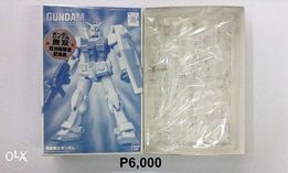 b4e956ee3f1 FG RX782 Gundam Limited Clear Version Gunpla Model Kit by Bandai