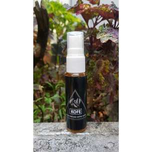 Parfum spray 30ml, wangi kopi.