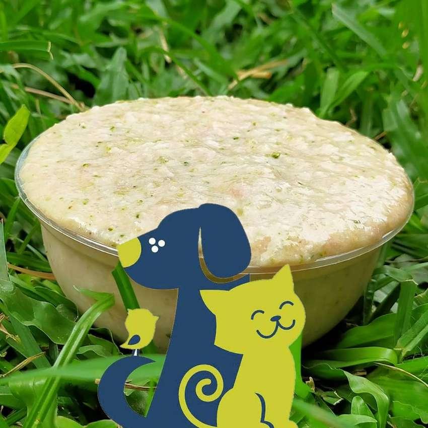 Daging Ayam Giling Raw Food Komplit Untuk Makanan Anjing Kucing 1 Kg Hewan Peliharaan 803490422