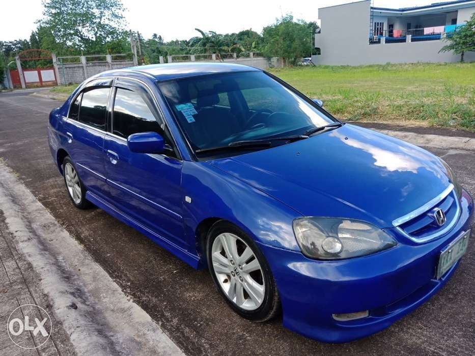 Honda Civic Dimension 2003 Vtech