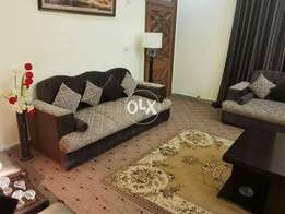 Bahria Town furnished 12 marla ground portion for rent in phase 5 isla