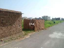 30x60 back to civic road i 12 1 plot for selling,
