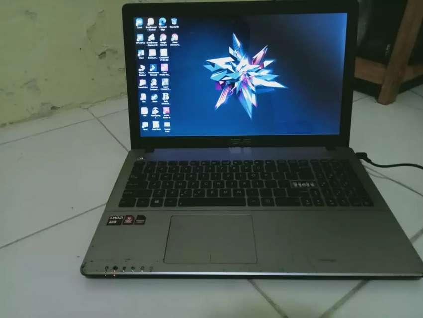 Laptop Asus X550z 2016 Komputer 813830234