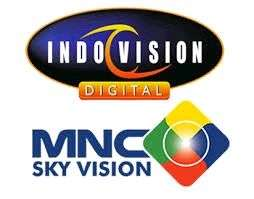 MNC Sky Vision / Indovision Tv Satelit