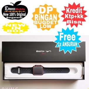 Kreditan Iwatch Apple Series 3 Nike+ GPS,42mm DItoko Dp JApri Call/Wa
