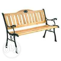 Park bench stylish look garden use winoutdoor products