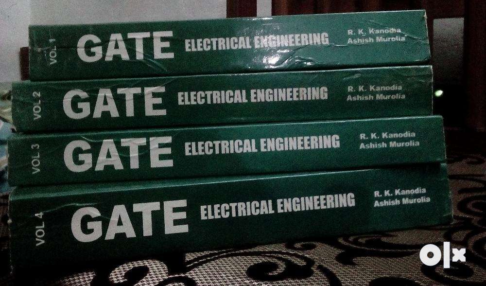 Rk Kanodia Ece Gate Book