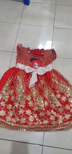 dress pesta anak 3tahun