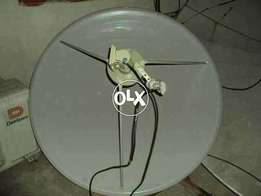 Dish antena help line and information before instalation