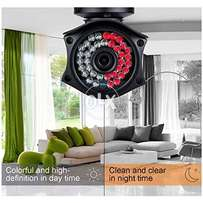 4-ahd Cctv System With Night Vision & Online View On Your Mobile...