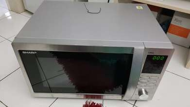Microwave Oven Sharp R730INST New