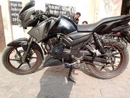 TVS Apache RTR 27000 Kms 2013 year