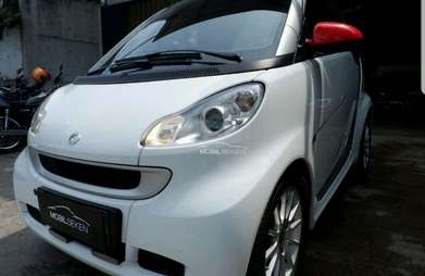 Smart Passion Panoramic Fortwo 2011 / 2012 (D)