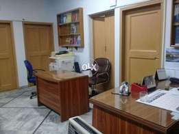 i-8 Markaz 2000 sq ft with executive office for rent neat and clean