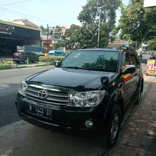 FORTUNER V 2.7 AT 2005 Low km Tangan 1 ISTIMEWA