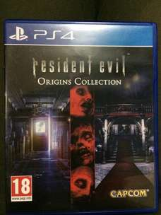 Resident Evil: Origins Collection PS4