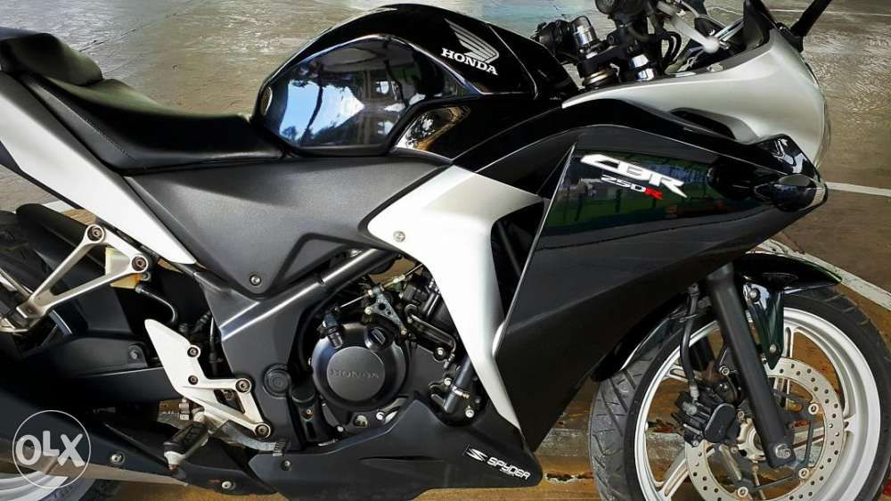 2013 Honda Cbr 250r Fresh Inside And Out 9k Odo Only In Quezon City
