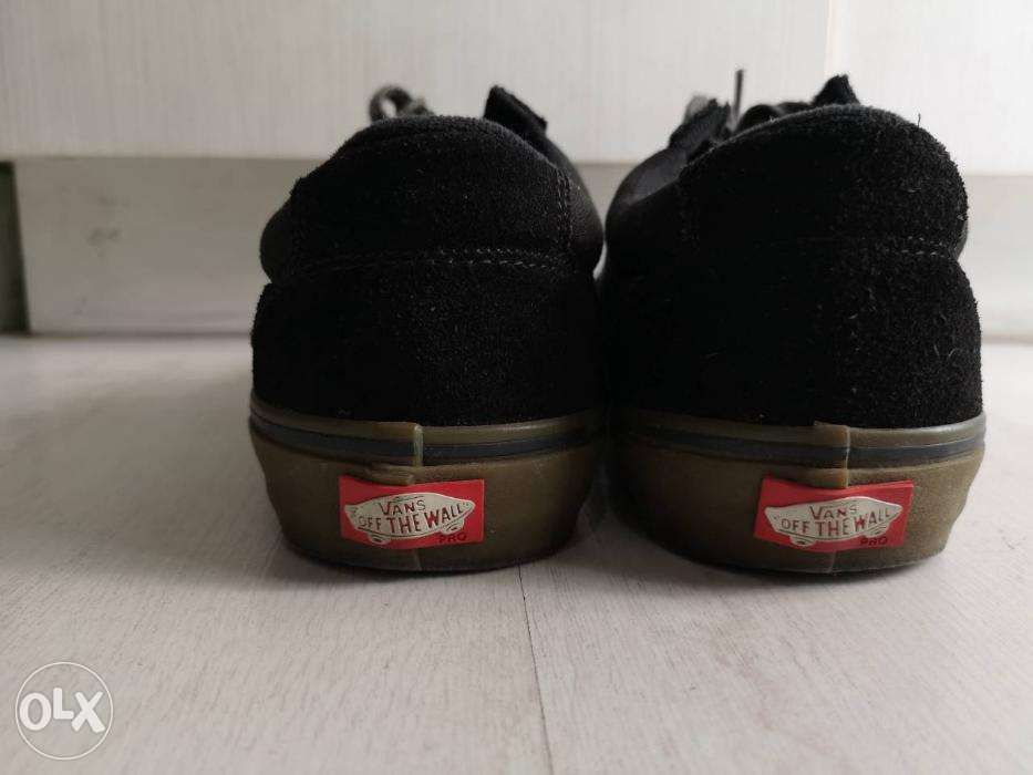 5f76038e67b70f Vans TNT 5 Black Charcoal Gum Sole in Calamba City