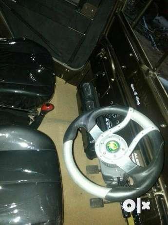 AC jeeps Modified Toyta engine SONU HUNTER JEEPS
