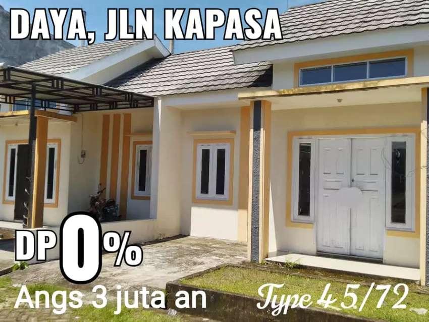 Rumah Siap Huni Dp 0 Di Makassar Belakang Pasar Grosir Daya Kima Dijual Rumah Apartemen 814876585