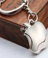 Apple Metal Key Chain For Apple Iphone Lovers
