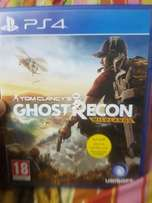Tom clancy Ghost recon wildlands Ps4 game