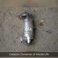 Catalytic converter Exaust of 660cc Japanese cars