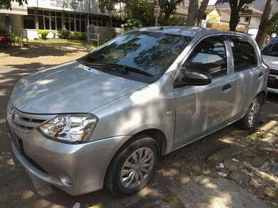 Etios Valco J manual 2013 unit mulus kredit murah