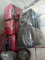 Stock available delivery bags for fast food pizza and hot items