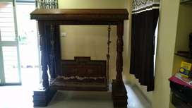 Wooden Sofa Set Used Furniture For Sale In Pune Olx