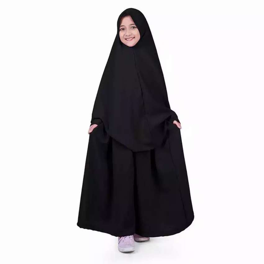 Baju Muslim Syari Anak Baju Gamis Syari Anak Pakaian 788701264