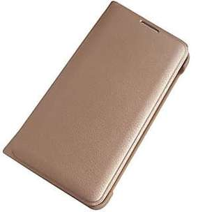 Flip Wallet Oppo F7 Leather Book Cover Case Kulit - FT1721H
