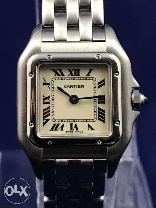 22c7d997f3f Cartier Watches in Mint Condition (Pasha Tank Santos Panthere Cougar) ...