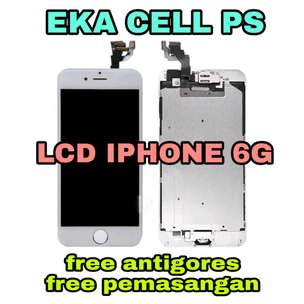 LCD IPHONE 6G gratis tempered glass