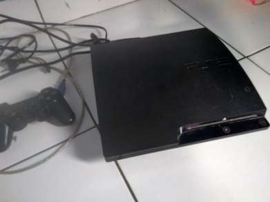 Di jual PS3 slim 320GB