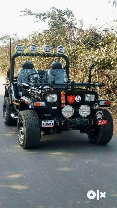 Open Modified Jeep S Willy Jeep Punjab Jeep Kolkata Cars