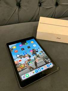 Apple IPAD gen 5 2017. Box + Nota + Batre Super Awet. Muluss. Bintaro