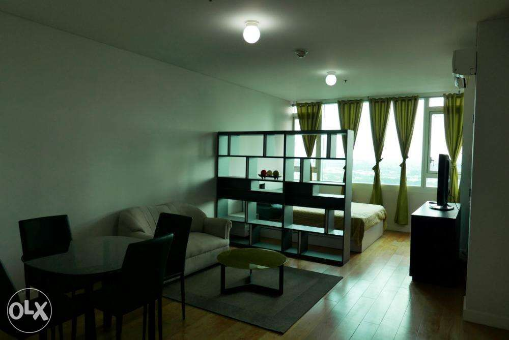 Fullyfurnished Studio Apartment For Rent In Makati