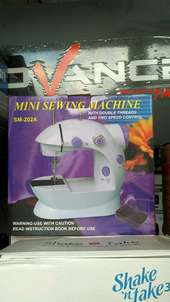 Alat jahit mini sewing machine SM202A(jantung acc)