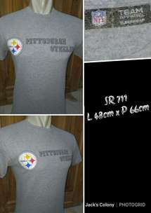 Kaos NFL Pittsburg Steelers. Original