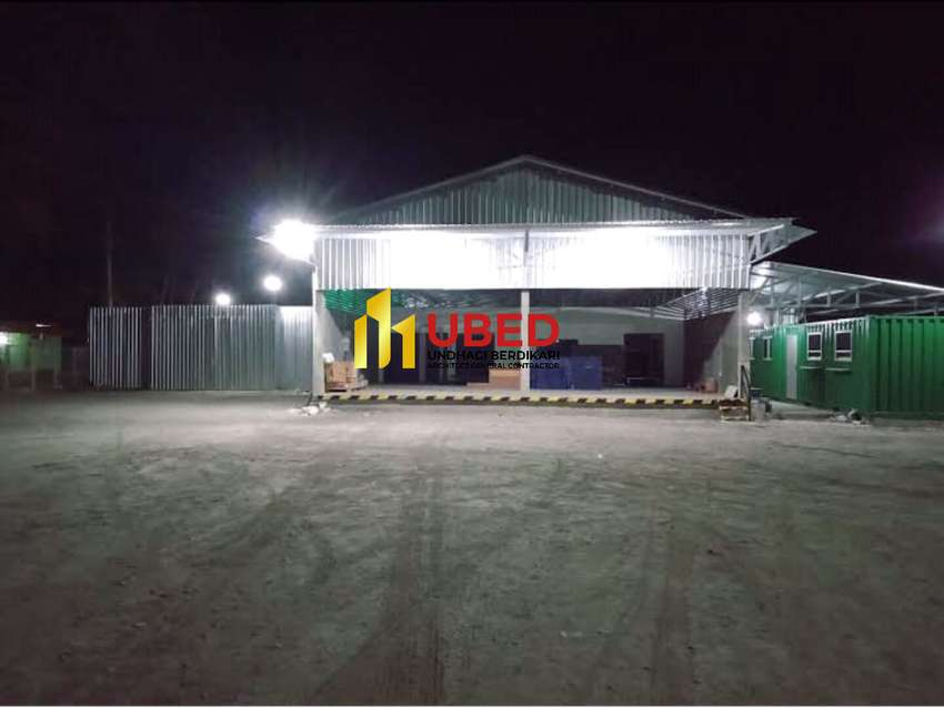 Jasa Desain Bangun Dan Renovasi Pabrik Gudang Maupun Bangunan Lain Jasa 802243523