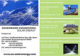 Solar Home Power Systems | 1kva to 10kva prices SE Solar Energy