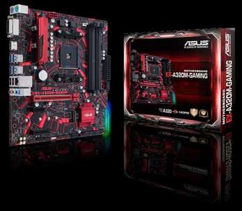Motherboard ASUS EX-A320M