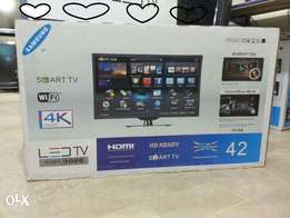 42 inch smart high definition led's