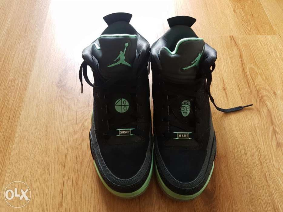 new style 1caa7 a6af4 ... Nike Air Jordan Son of Mars Low (Green Glow) ...