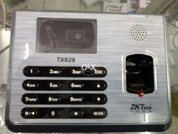 Zkteco Tx628 Attendance Machine .Delivery all over pakistan
