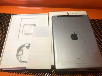 iPad 6 32gb Grey Wifi Celluler Second Like New Garansi Aktif 2020