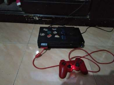 Ps2 fat hdd internal 80 gb
